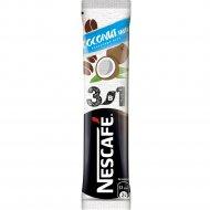 Напиток кофейный «Nescafe» Coconut Mix 3 в 1, 13 г.