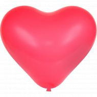 Воздушные шарики «Сердце» HR-11-50, 50 шт.