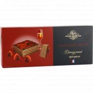 Вафельный десерт «Азбука шоколада» Французский трюфель, 220 г.