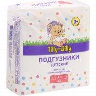 Подгузники «Tilly-Dilly» для детей р.3, 4-9 кг, 16шт.