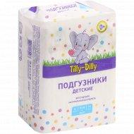 Подгузники «Tilly-Dilly» для детей р.4, 7-18 кг, 14шт.
