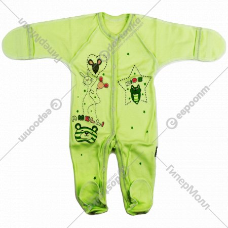Комбинезон детский, размер 56-36