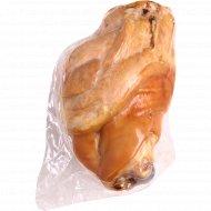 Продукт из свинины «Голяшка домашняя люкс» копчено-вареный, 1 кг., фасовка 2-2.7 кг