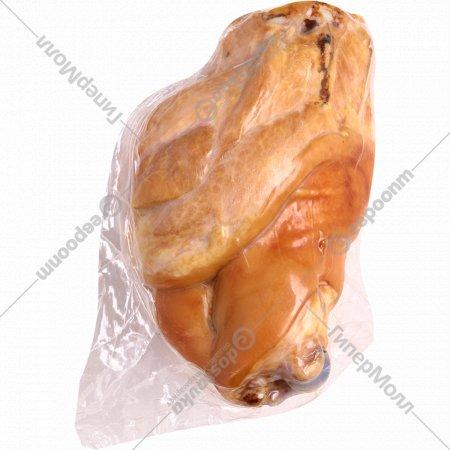 Продукт из свинины «Голяшка домашняя люкс» копчено-вареный, 1 кг., фасовка 3.2-3.3 кг