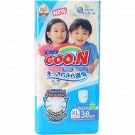 Подгузники-трусики «Goo.n» размер XL,12-20 кг, 38 шт.