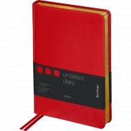 Ежедневник недатированный «Gold» А5, 160 листов.