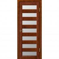 Дверь «Vi Lario» Премьер+ ДО Бренди/Матовое, 200х70 см