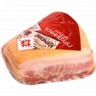 Продукт из свинины «Грудинка Венская» сырокопченый, 1 кг., фасовка 0.2-0.4 кг