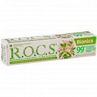 Зубная паста «R.O.C.S.» бионика 74 г.