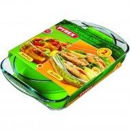 Набор двух прямоугольных блюд «Pyrex» 35х23 см, 30х21 см.