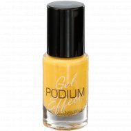Лак для ногтей «PODIUM Gel Effect» тон 117, 10 г.