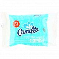 Салфетки влажные «Camilla» антибактериальные, 72 шт.