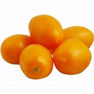 Томат «Слива» желтый, 1 кг, фасовка 0.8-1 кг