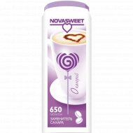 Заменитель сахара «Novasweet» (650 таблеток) 39 г.