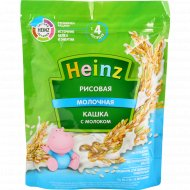 Кашка рисовая молочная «Heinz» 250 г.