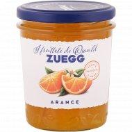 Мармелад из апельсина «Zuegg» пастеризованный, 330 г.