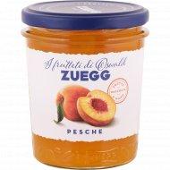 Джем из персиков «Zuegg» пастеризованный, 320 г.
