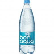 Вода питьевая «Bonaqua» негазированная, 1 л.