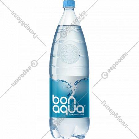 Вода питьевая «Bonaqua» негазированная, 2 л.