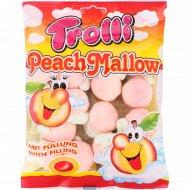 Зефирные конфеты «Trolli» персиковый аромат, 150 г