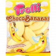 Зефирные конфеты «Trolli» шокобанан, 150 г