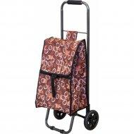Тележка хозяйственная с сумкой, 30 кг.
