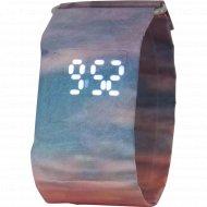 Электронные часы-браслет «Miru» Небо.