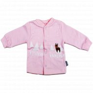 Кофточка детская КЛ.050.001.0.192.055, розовый.