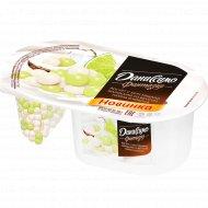 Йогурт «Даниссимо Фантазия» со вкусом кокоса и лайма, 6.9 %, 105 г.