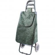 Тележка хозяйственная «Aqua» с сумкой, 30 кг.