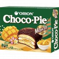 Печенье «Чоко Пай» манго, 12 шт, 360 г
