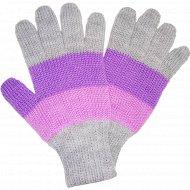Перчатки детские, размер 14.