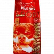 Корм для собак «Premil» спорт, 1 кг.