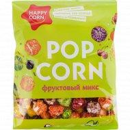 Воздушная кукуруза «Happy Corn» фруктовый микс, 70 г