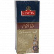 Чай «Riston» элитный английский, 25 пакетиков, 50 г.