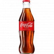 Напиток «Coca-Cola» 0.25 л.