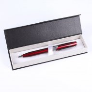Ручка подарочная «Darvish» красная с серебристой, 1 шт.