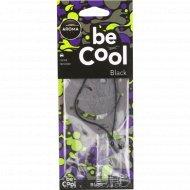Ароматизатор воздуха для автомобиля «Aroma Car Be Cool» black.