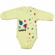 Полукомбинезон детский КЛ.290.040.0.154.005, желтый.
