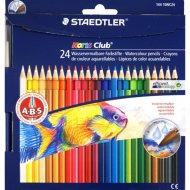 Набор акварельных карандашей «Staedtler» Норис, 144-10NC24, 24 цвета