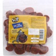 Лакомство для собак «Lolo» чипсы утиные, 500 г.