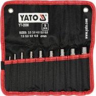 Набор пробойников «Yato» 9 предметов.