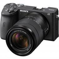 Фотокамера «Sony» ILCE6600MB