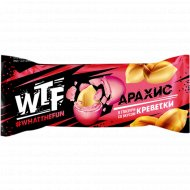 Арахис в глазури «WTF» со вкусом креветки, 40 г.