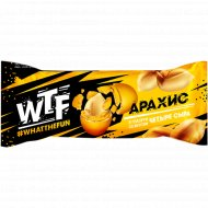 Арахис в глазури «WTF» со вкусом четыре сыра, 40 г.