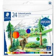 Набор цветных карандашей «Staedtler» Design Journey, 146C-C24, 24 цвета