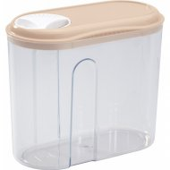 Емкость для сыпучих продуктов «Phibo» с дозатором 1 л.