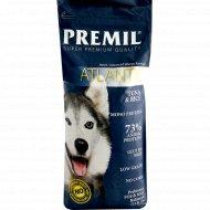 Корм для собак «Premil» атлантик, 15 кг.