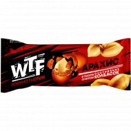 Арахис в глазури «WTF» со вкусом охотничьих колбасок, 40 г .