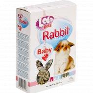 Корм для кролика «Lolo» бэби, 400 г.